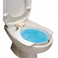 Bideu din plastic pentru vasul WC Herdegen