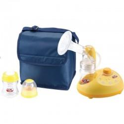 Pompa san electrica Primii Pasi bifazica cu geanta termica R0921