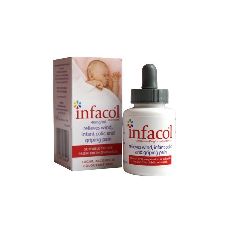 Infacol picaturi colici bebelusi 50ml