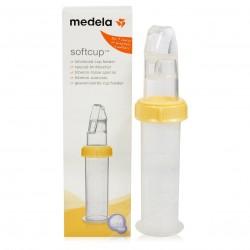 Biberon cu Tetina Lingurita SoftCup Medela 100 ml