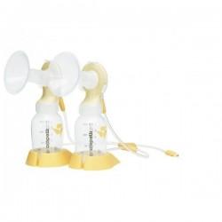 Pompa de san electrica dubla Medela Swing Maxi + Tetina Calma