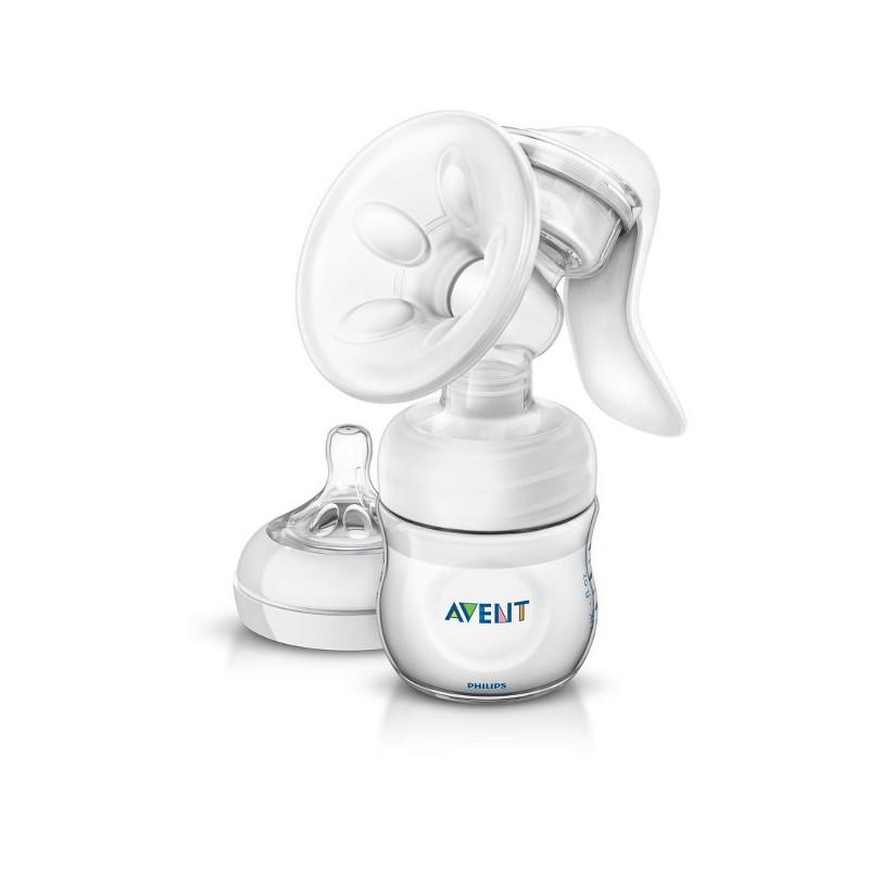 Pompa de san manuala Philips Avent Natural Comfort SCF330/20