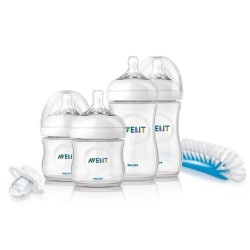 Set complet de biberoane Philips Avent Natural PP