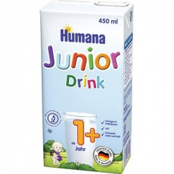 Lapte Humana Junior Drink 450ml