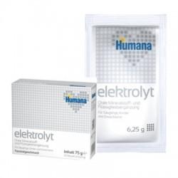 Humana Elektrolyt saruri rehidratare 12x6.25 g