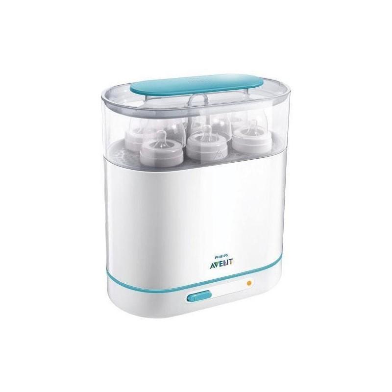 Sterilizator Philips AVENT electric cu abur 3 in 1