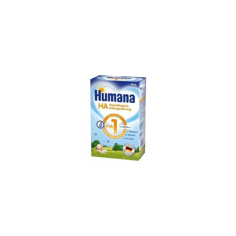 Lapte praf Humana HA1 cu LC-PUFA sugari alergici