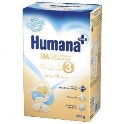 Lapte praf Humana HA3 sugari alergici