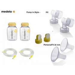 Kit de pompare si alaptare Medela Pump in Style
