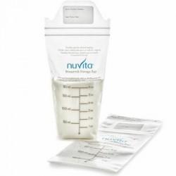 Pungi stocare lapte matern NUVITA 150 ml 25 buc