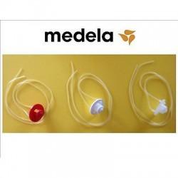 Set 3 tuburi SNS cu supape si suport Medela
