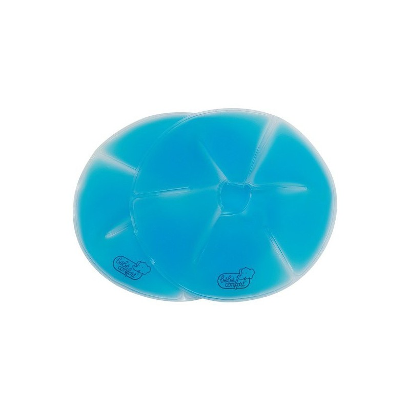 Comprese calmante cu gel pentru san Bebe Confort 2 buc