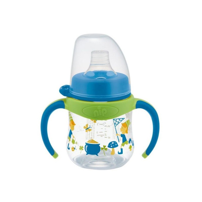 Canuta Training Bottle Boy 150 ml, PP, 6+ luni, Nip