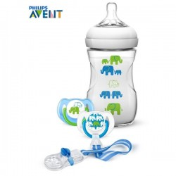 Set cadou Philips Avent blue SCD627/01
