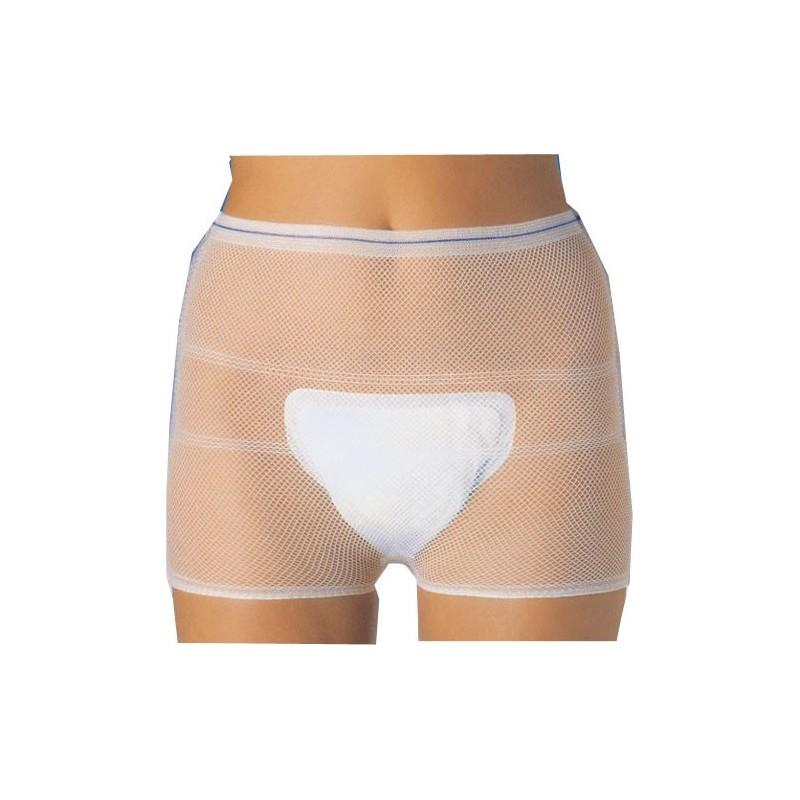 Pantalonasi de fixare MoliCare Fixpants tip plasa L 3buc Hartmann