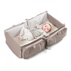 Geanta de calatorie BABY TRAVEL Doomoo Basics